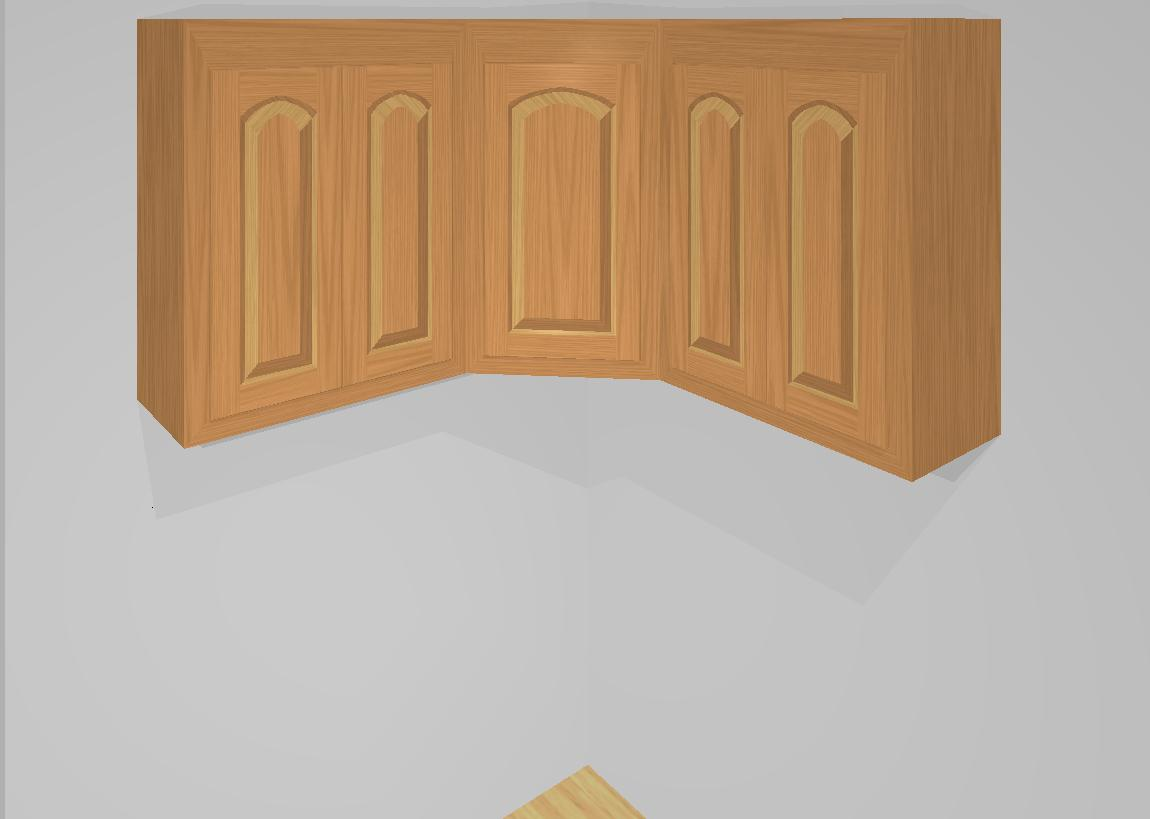 Upper Kitchen Corner Cabinets Images